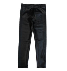 Dori Creations Black Matte Sheen Legging