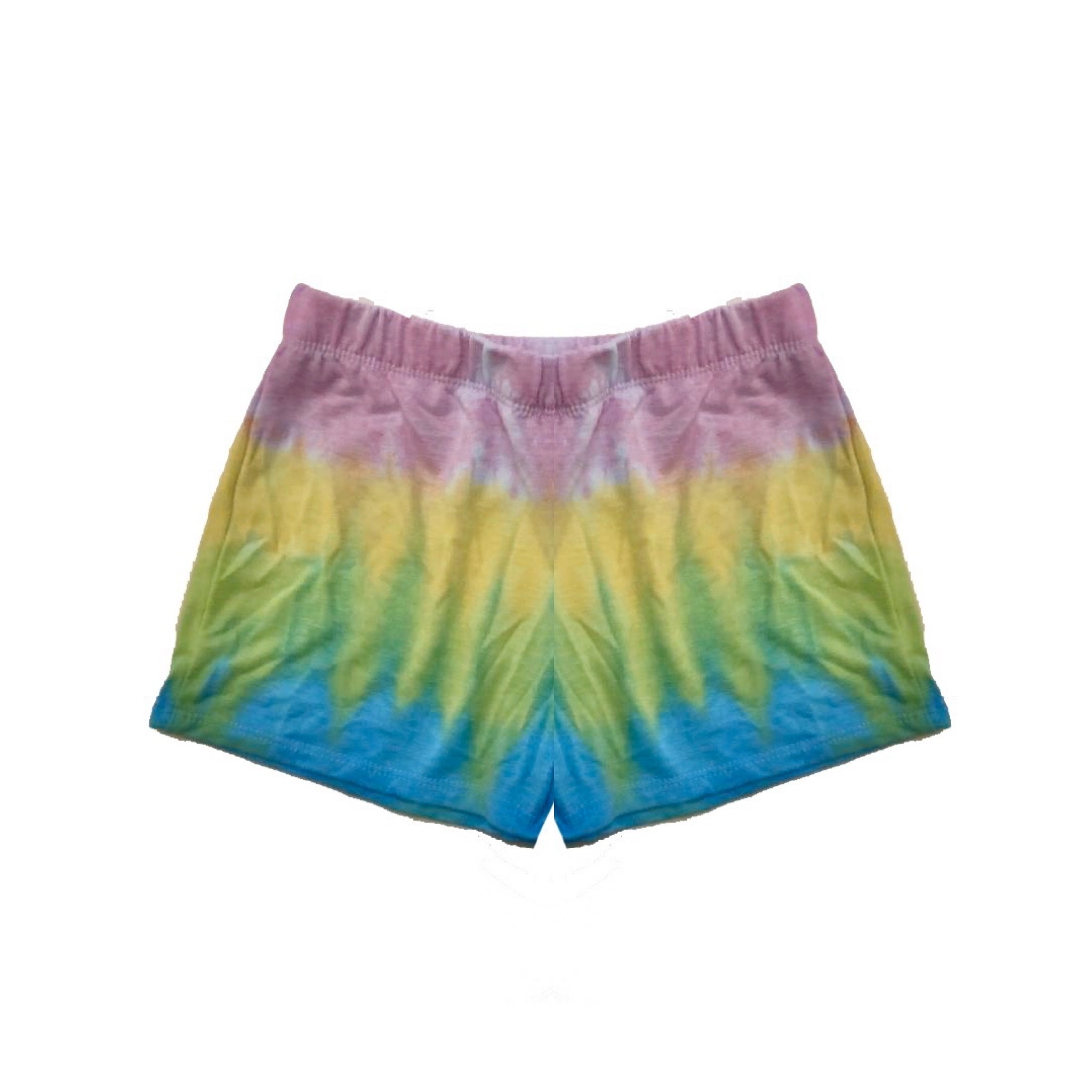 Firehouse Pastel Dip Dye Short