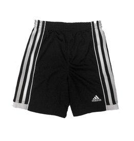 Adidas Black Side Stripe Athletic Shorts