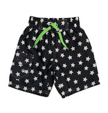 Mish Black & White Stars Swimsuit