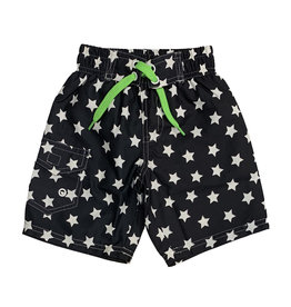 Mish Black & White Stars Swimsuit