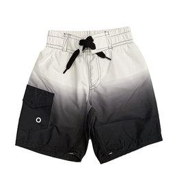 Mish Black & White Ombre Swimsuit