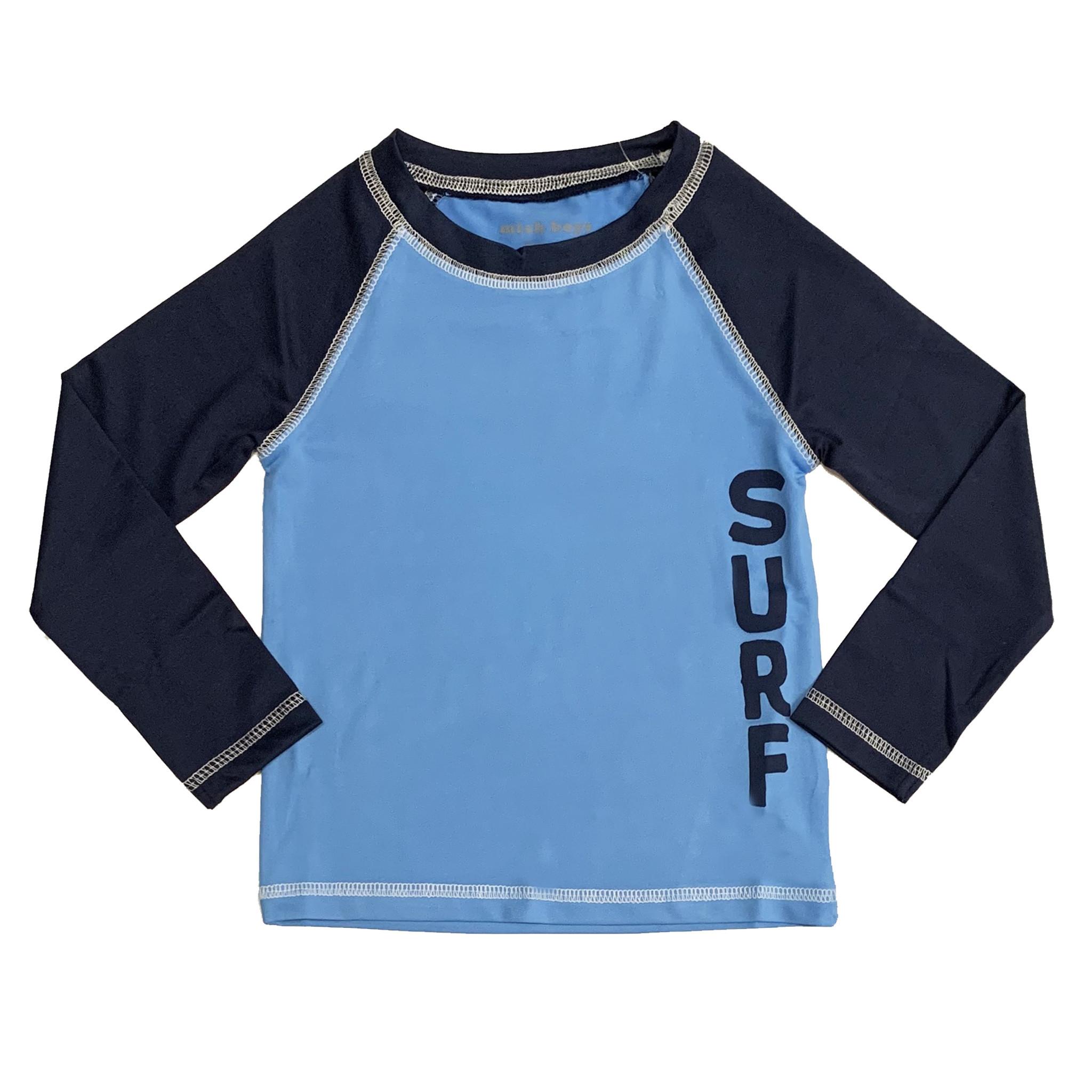 Mish Blue Surf Rashguard