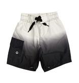 Mish Infant Black & White Ombre Swimsuit