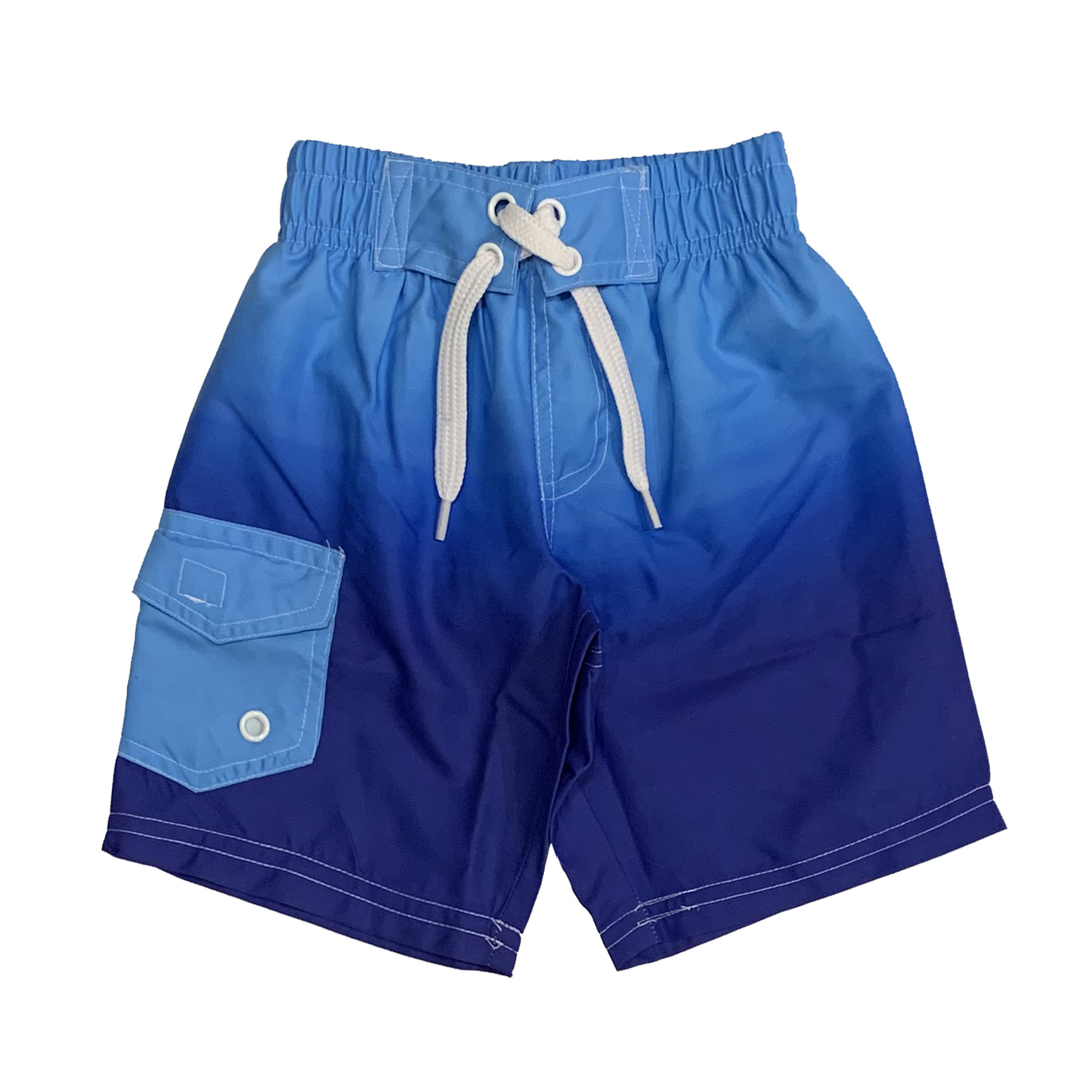 Mish Infant Blue Ombre Swimsuit