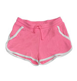 Flowers by Zoe Neon Pink Athletic Short