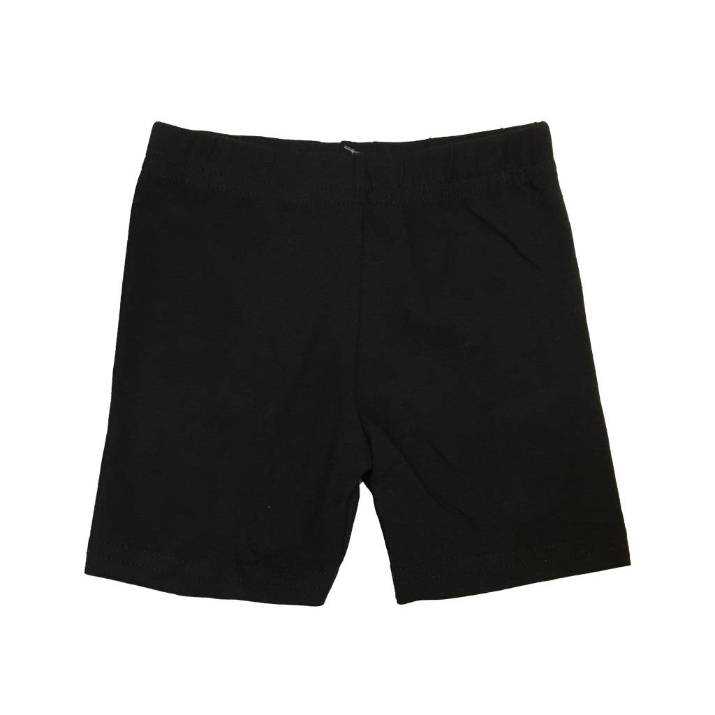 Small Change Black Toddler Bike Short
