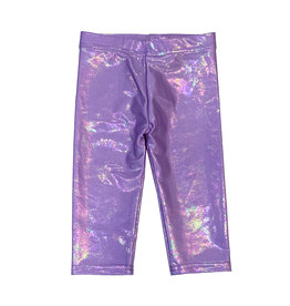 Dori Creations Shiny Violet Capri