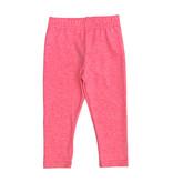 Dori Creations Neon Pink/White Heathered Infant Legging
