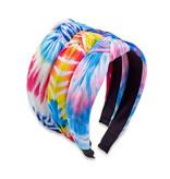 Tie Dye Knot Headbands