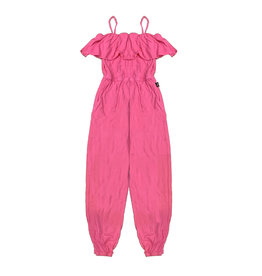 T2Love Pink Ruffle Jumpsuit