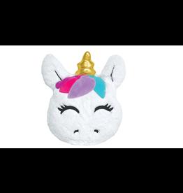 Goldie Furry Unicorn Pillow