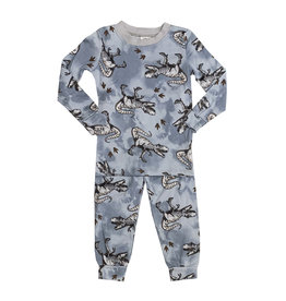 Esme Dinosaurs Infant Pajama Set