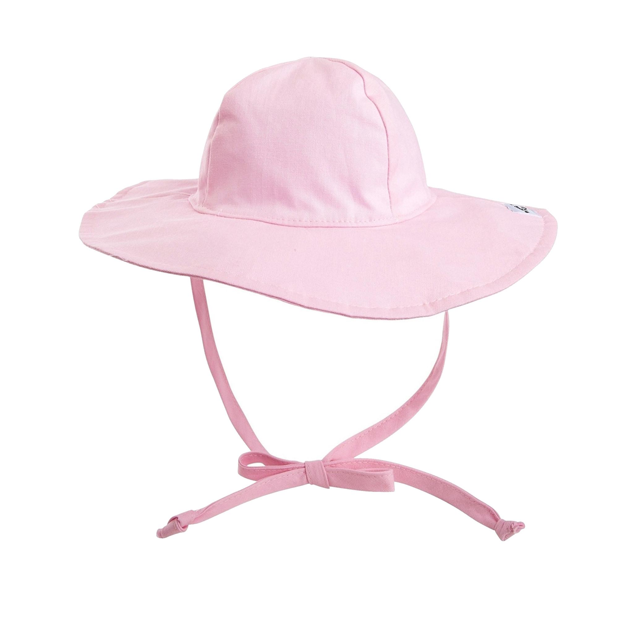 Flap Happy Light Pink Floppy Hat