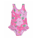Flap Happy Wild Flower Swimsuit