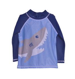 Flap Happy Shark Toddler Rashguard