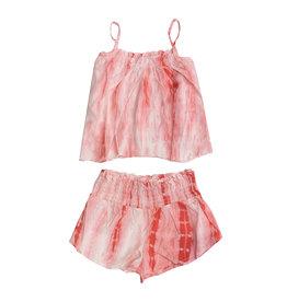 Play Six Pink Wash Flowy Set
