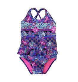OndadeMar Multicolor Infant Swimsuit