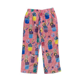 Candy Pink Milkshake Plush Lounge Pants