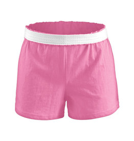 Soffe Shorts in Pink