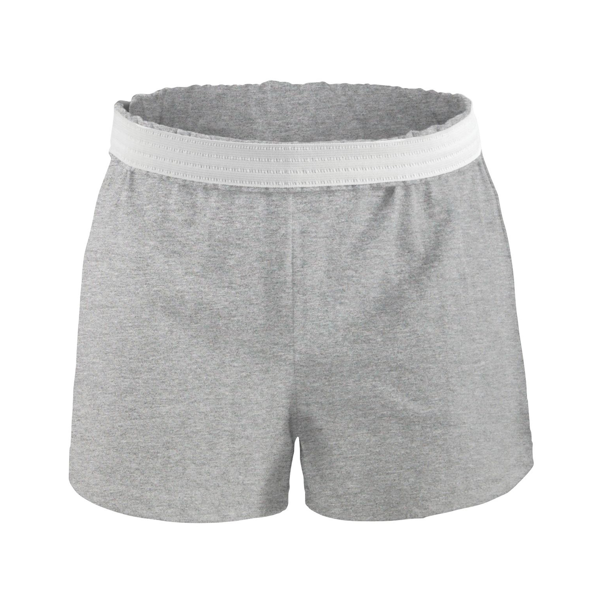 Soffe Shorts in Heather Grey