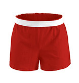 Soffe Shorts in Red