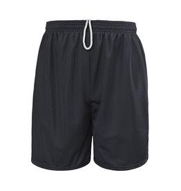 Soffe Boys Black Mesh Shorts