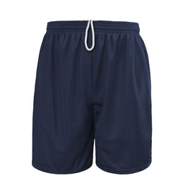 Soffe Boys Navy Mesh Shorts