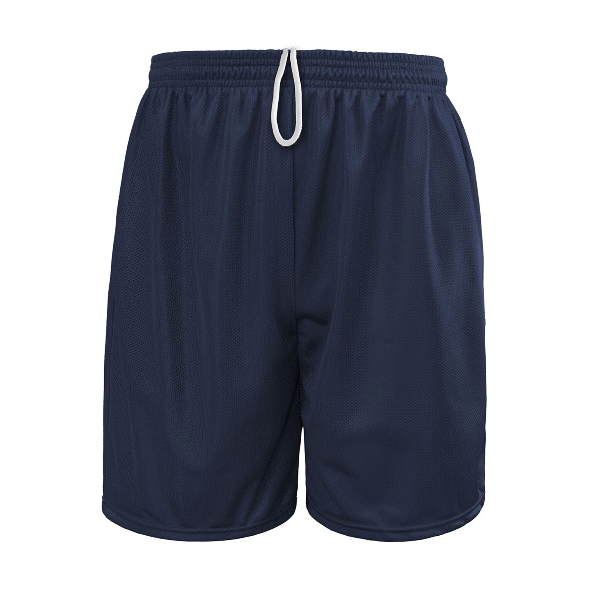 Soffe Boys Navy Mesh Shorts