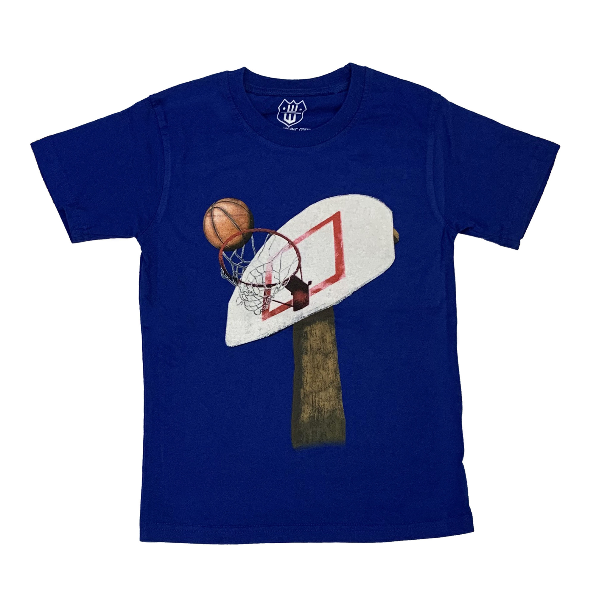 Wes & Willy Infant Basketball Hoop Tee