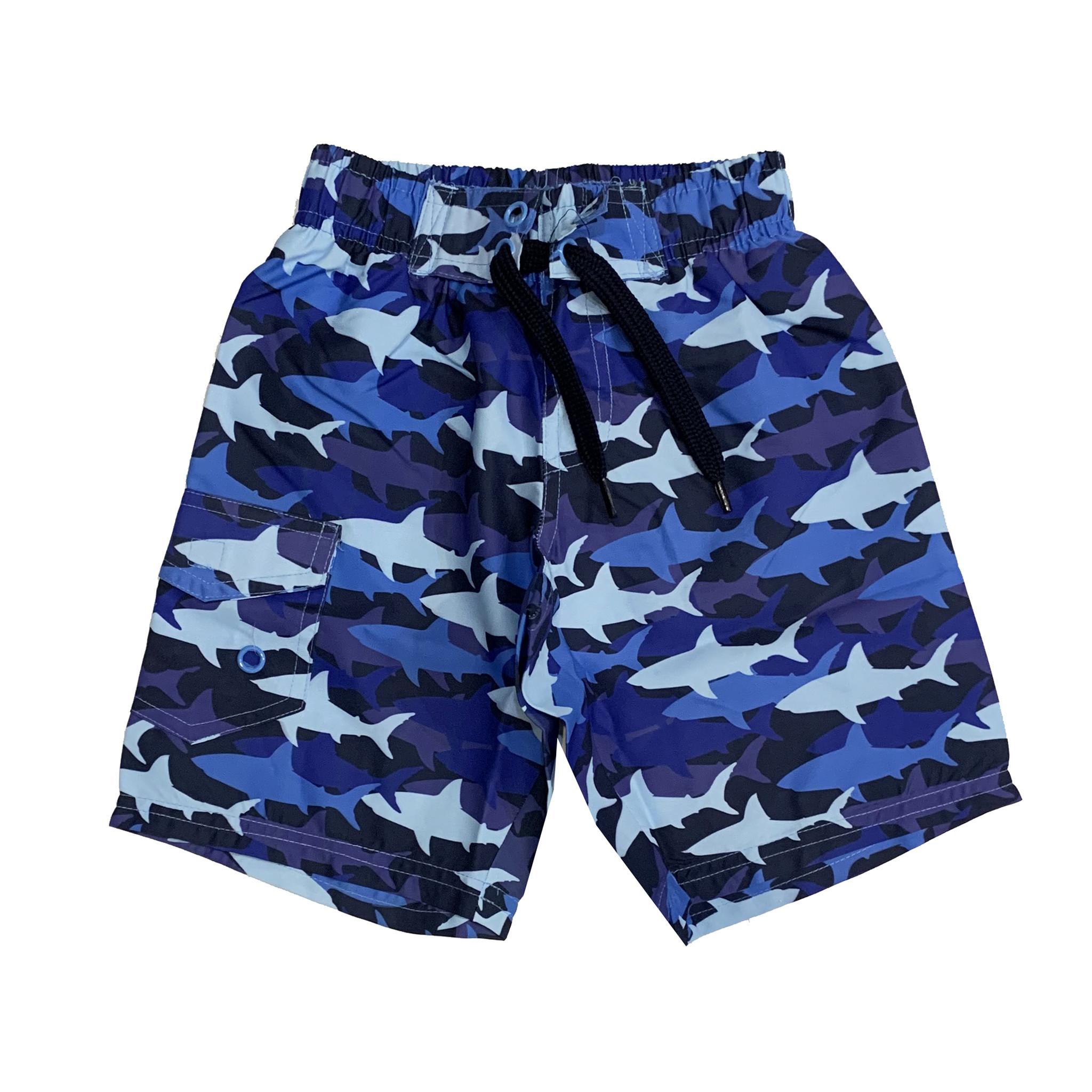 Mish Shark Camo Swimsuit