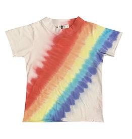 Little Moon Society Rainbow Tie Dye Tee