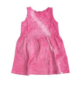 Little Moon Society Pink Tie Dye Dress