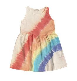 Little Moon Society Rainbow Tie Dye Dress
