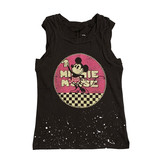 Chaser Minnie Mouse Retro Splatter Tank