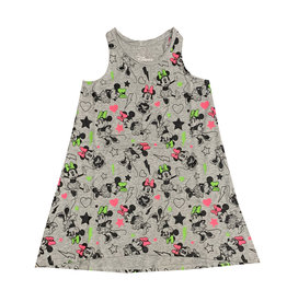 Chaser Minnie Mouse Print Dress