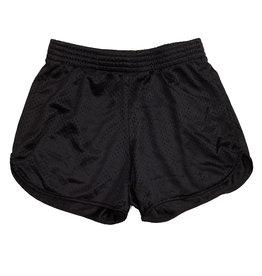 Firehouse Black Mesh Shorts