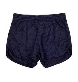 Firehouse Navy Mesh Shorts