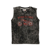 Mish Born to Ride Muscle Tank