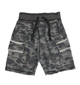 Mish Black Camo Short