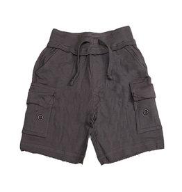 Mish Solid Coal Cargo Short