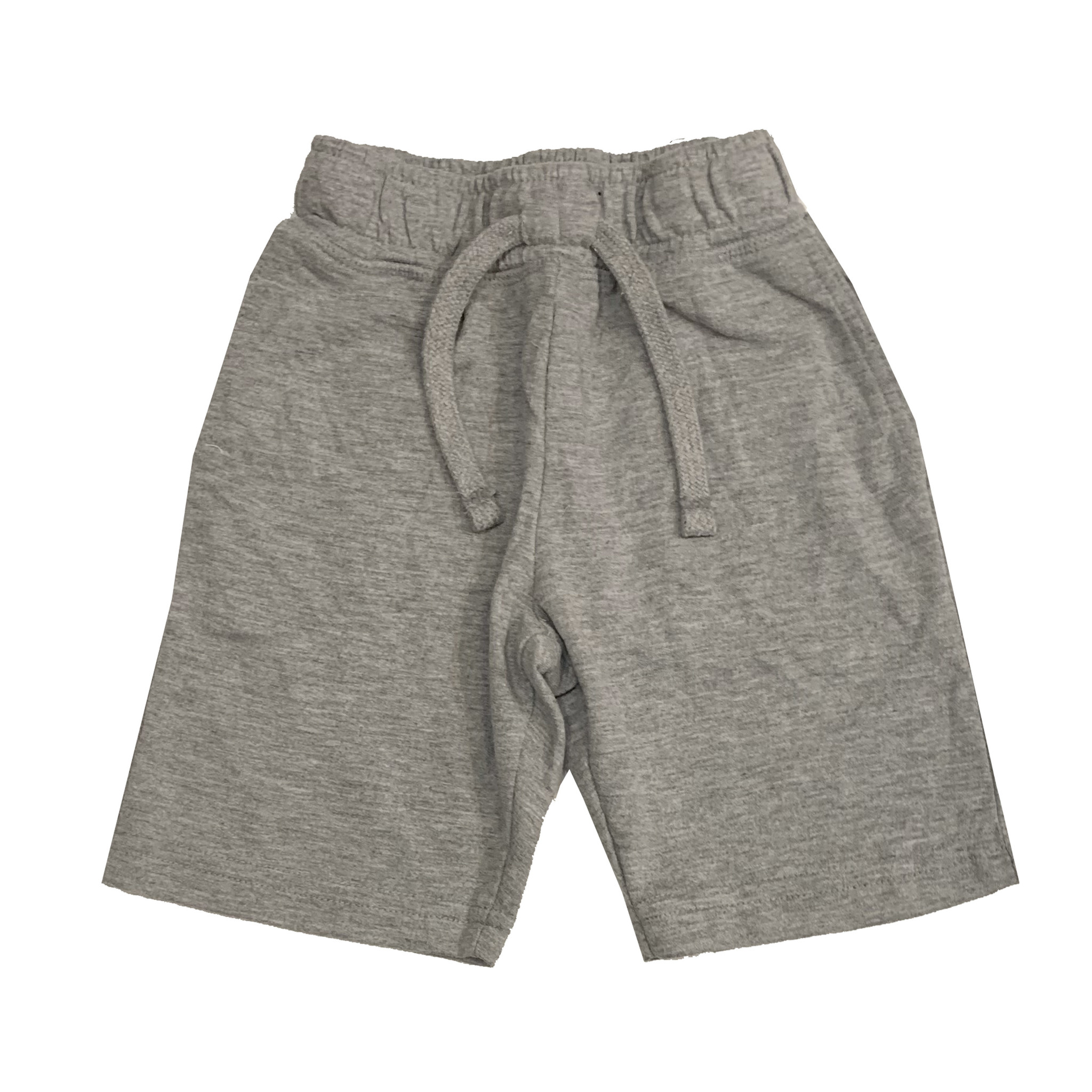 Mish Distressed Grey Basic Short