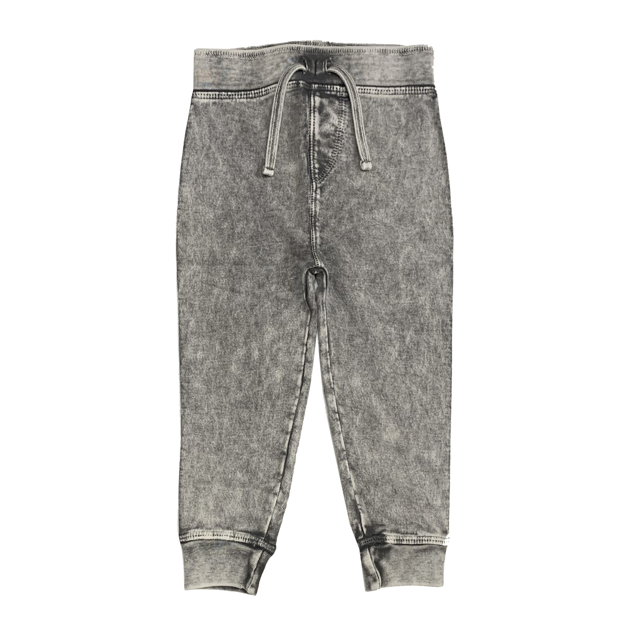 Mish Coal Enzyme Infant Joggers
