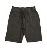 Mish Distressed Black Basic Infant Shorts