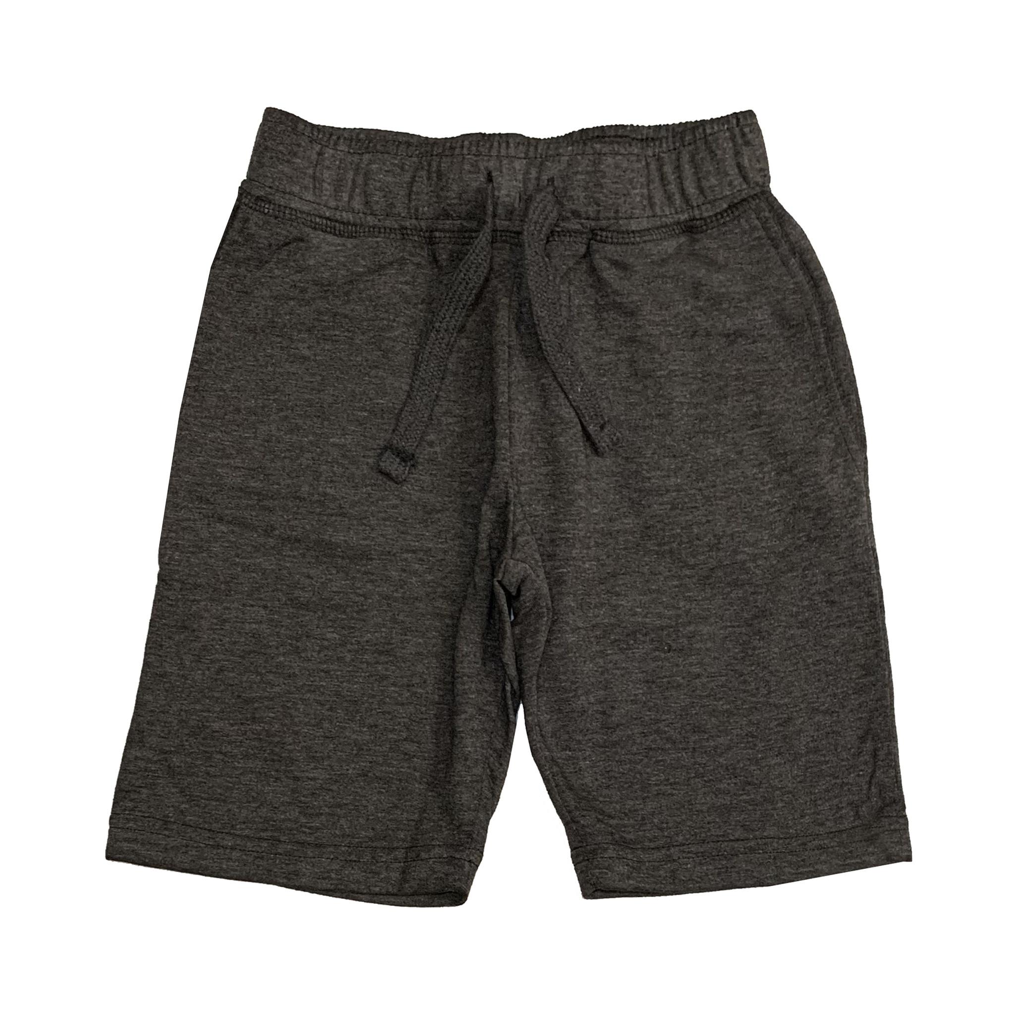 Mish Distressed Black Basic Infant Short