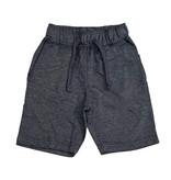 Mish Distressed Navy Basic Shorts