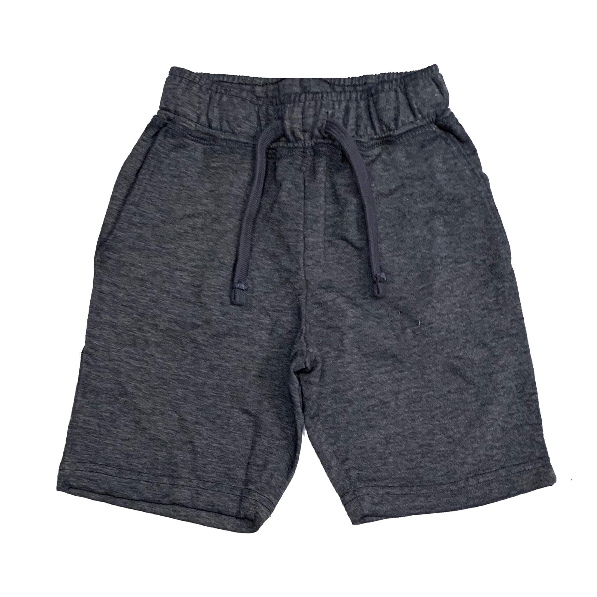 Mish Distressed Navy Basic Short