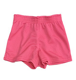 Dori Creations Neon Pink Mesh Short