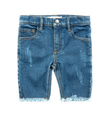 Appaman Rainbow Denim Bike Short