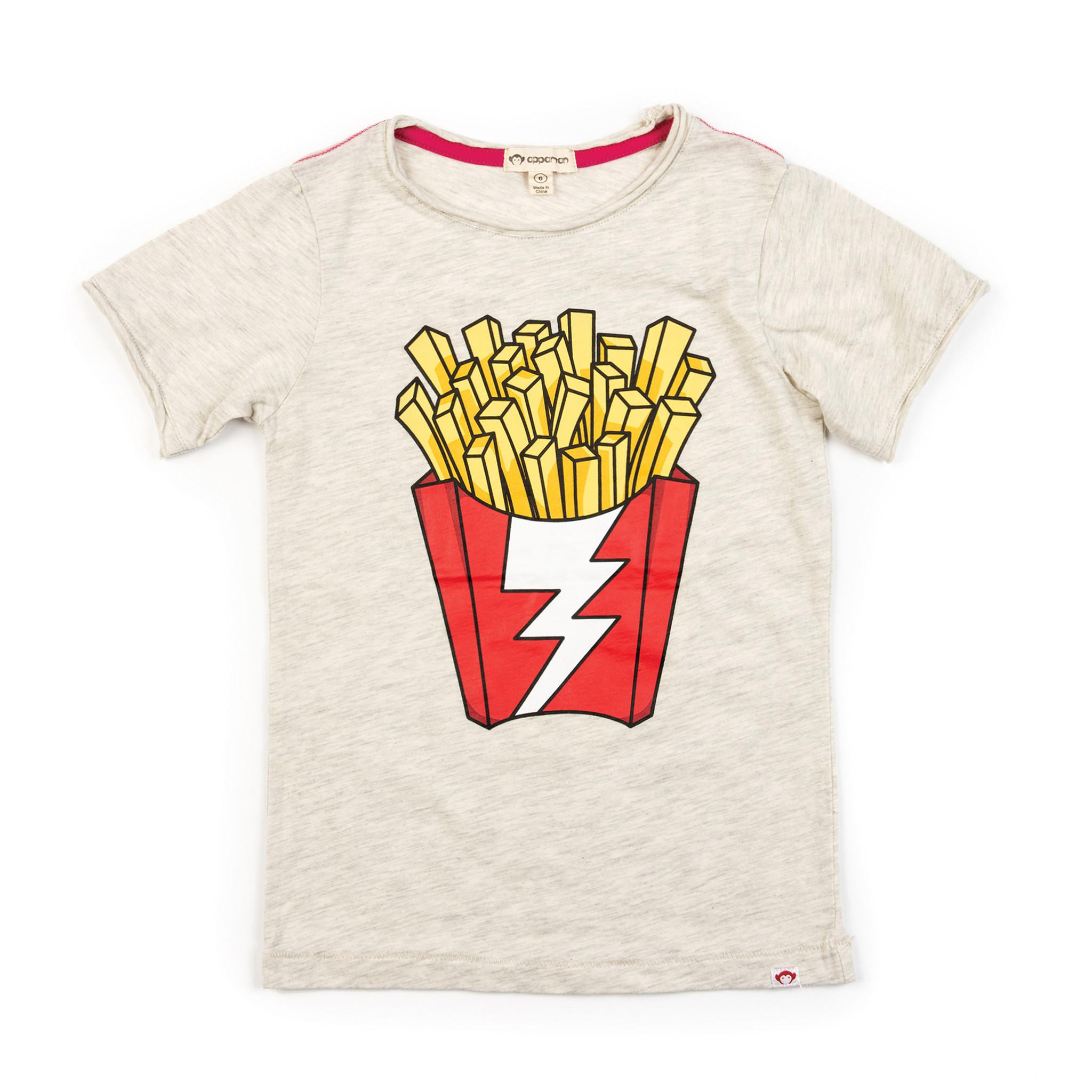 Appaman Shazam Fries Infant Tee